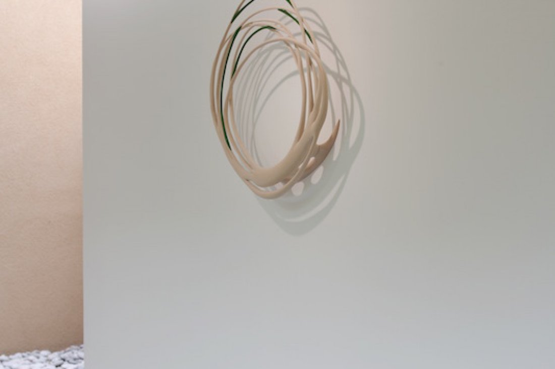 """20100604katsuyuki shirako """"exhibition 1″ INSTALLATION VIEW"""