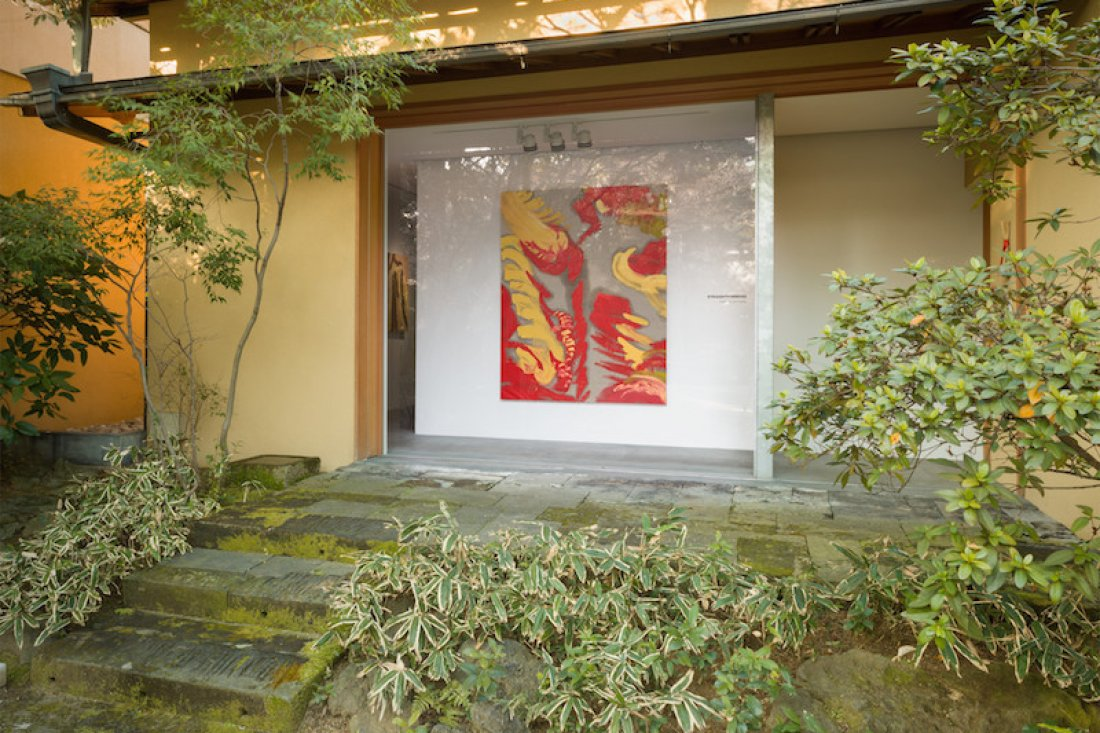"20130201keisuke matsuda""STRAIGHTFORWARD"" INSTALLATION VIEW"