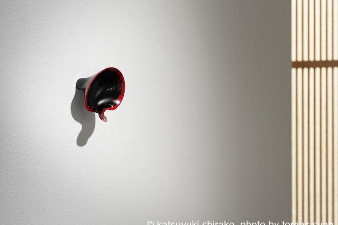 """20150904katsuyuki shirako""""exhibition6″INSTALLATION VIEW"""