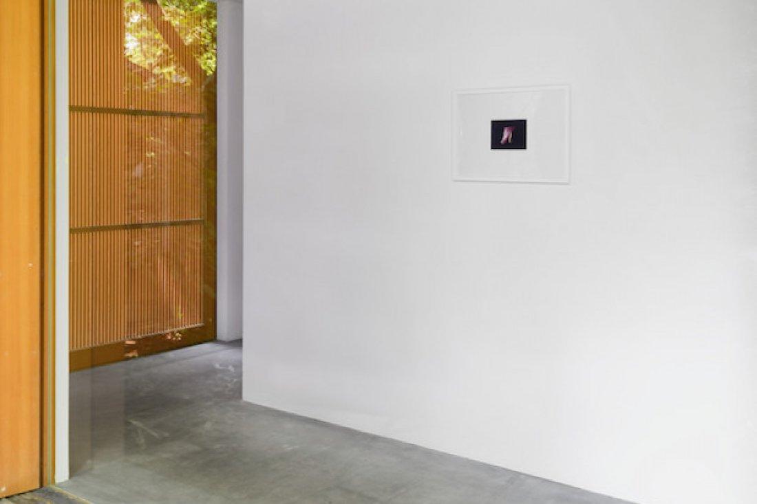 20170707白子勝之「exhibition 7」 展示風景