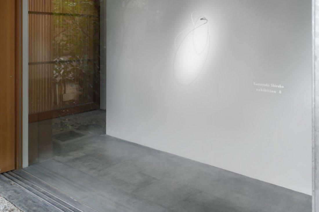 20180202白子勝之「exhibition 8」展示風景