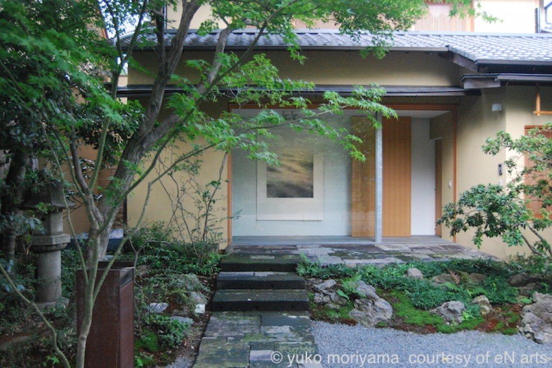 20080905森山優子展 展示風景