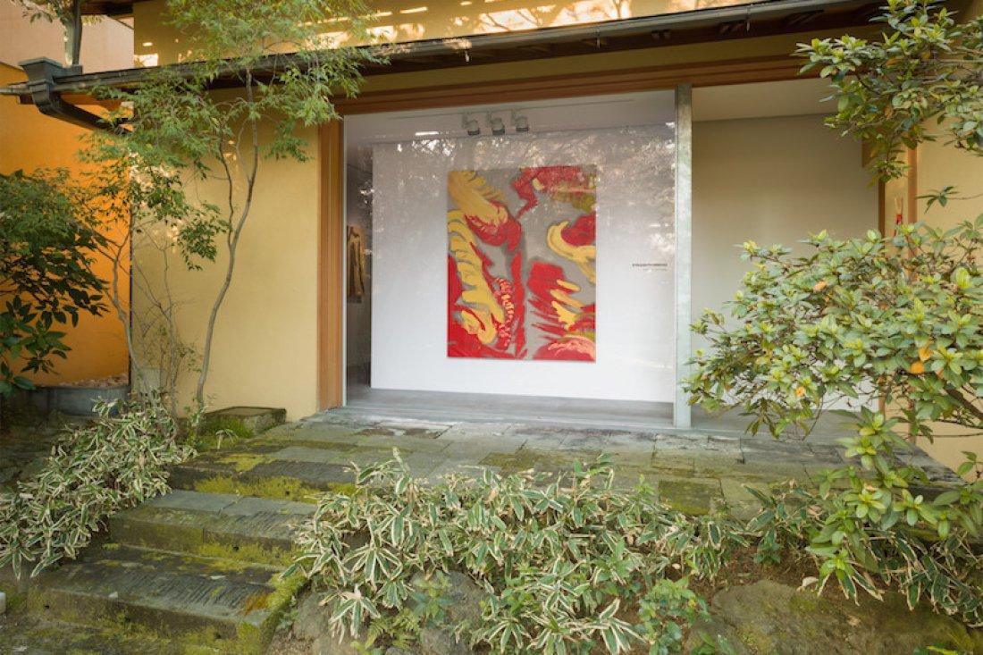 20130201松田啓佑「STRAIGHTFORWARD」展示風景