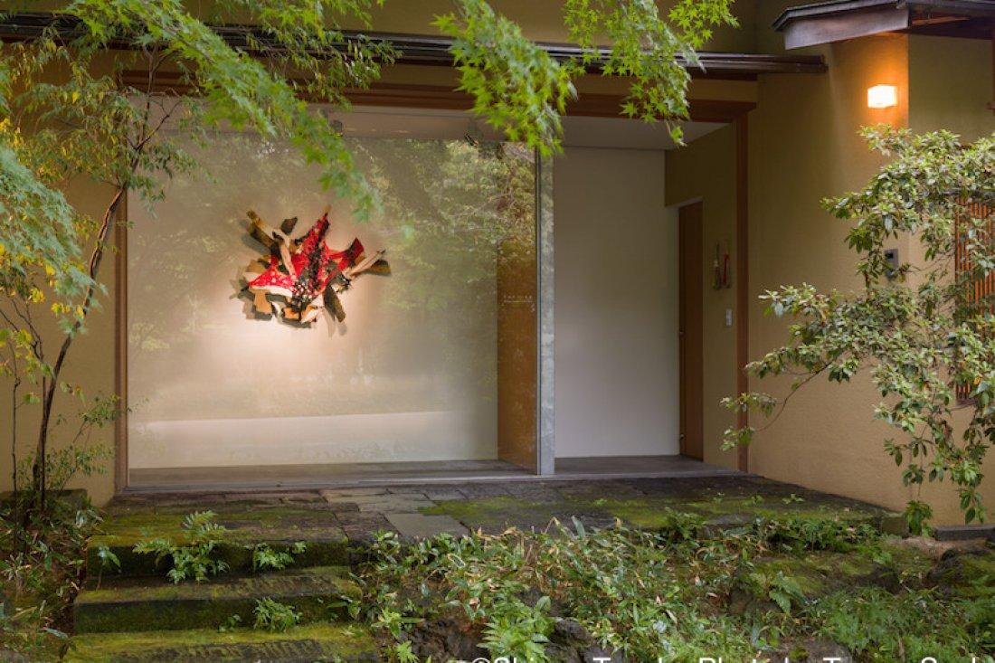 20141003田中真吾「す あ。 ラ 火 一 見 極」 – 解体と構築の同時性 -展示風景