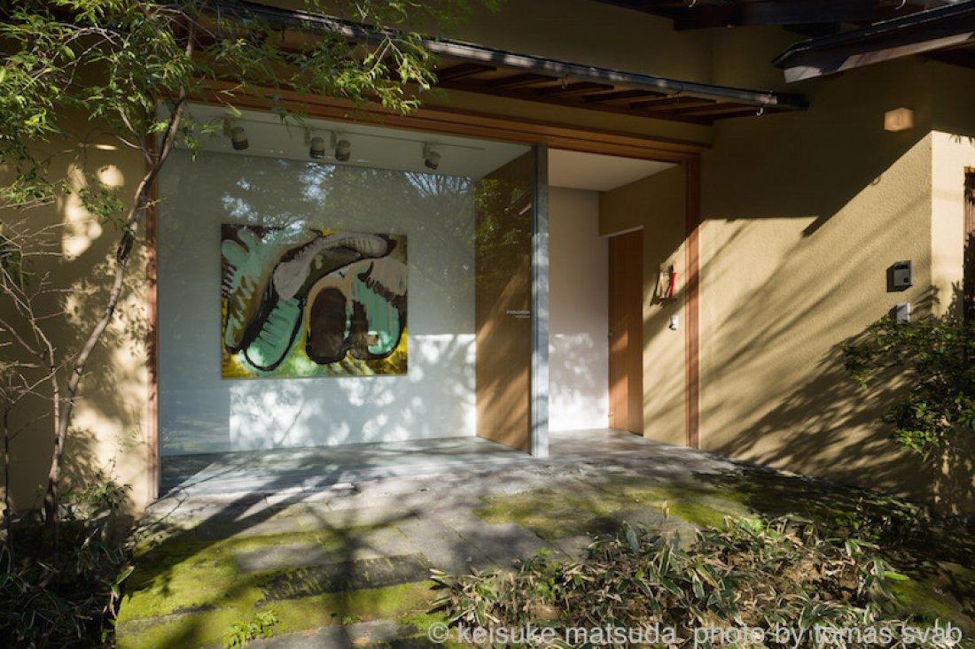 20140201松田啓佑「STABILIZATION」展示風景